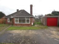 School Road Detached Bungalow for sale