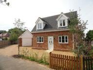 new development in Breck Farm Lane, Taverham