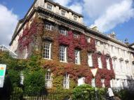Maisonette in Queen Square, Bath, BA1