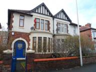 semi detached property in Lincoln Road,  Blackpool...