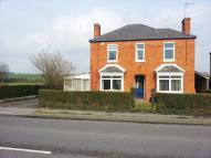 4 bed Detached home in Lincoln Road, Tuxford...