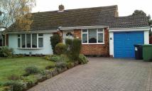 Detached Bungalow in Chelmsley Lane...