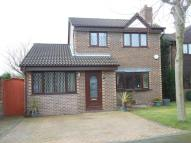 Detached home in Gleneagles Drive...