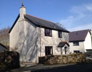 Detached home in Fron Goch, Llanberis...
