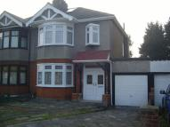 semi detached property in Eastern Avenue East...
