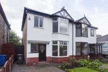 semi detached home in Bolton Road, Atherton...