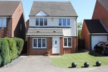 Detached house in Falcon Close, Rayleigh...