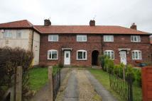 3 bedroom Terraced home for sale in Grange Avenue, Tadcaster...