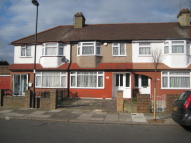 Terraced house in Leyburn Road, London, N18