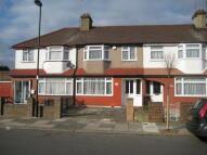 Terraced house in Leyburn Road, London, N18