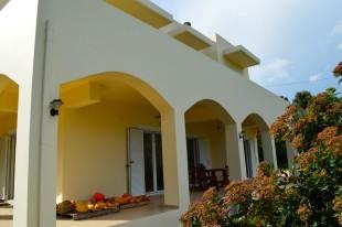 Arched terrace