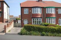 3 bedroom semi detached home to rent in 136, Filey Road...