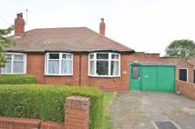 Semi-Detached Bungalow for sale in Cross Lane, Scarborough