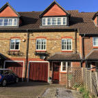 4 bed Terraced property to rent in Virginia Place, Cobham...