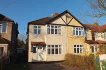 3 bedroom semi detached house in Telegraph Lane, Esher...