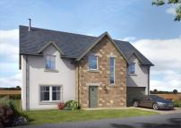 Detached property for sale in Mains of Mawcarse (Plots...