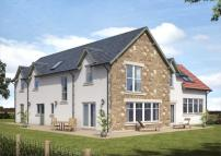 4 bed Detached home in Mains of Mawcarse (Plot...