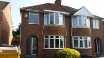 3 bed semi detached house to rent in Ulverscroft Road...
