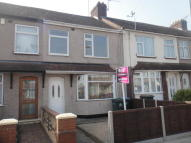 Terraced house to rent in Meadow Road, Coventry...