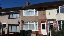 2 bedroom Terraced house to rent in Telfer Road, Coventry...