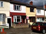 2 bed Terraced property in Talbot Road - Smethwick