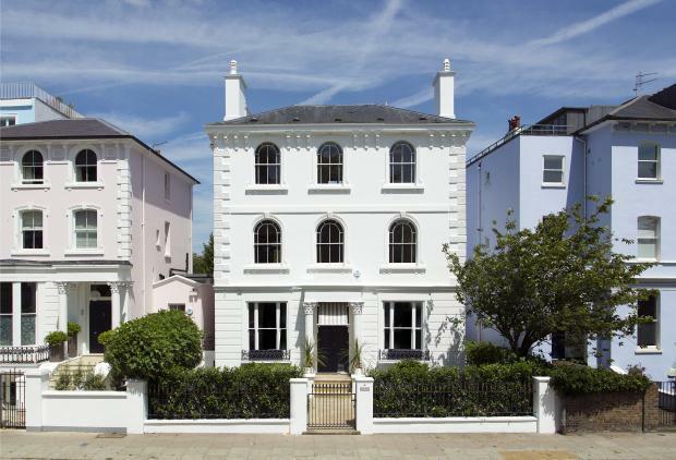 6 Bedroom Detached House For Sale In Regents Park Road Primrose