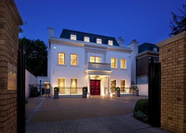11 bedroom detached house for sale in avenue road st john for Mansion houses for sale in london