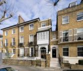 Terraced property in Hamilton Terrace...