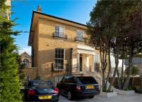 5 bed house in Abercorn Place...