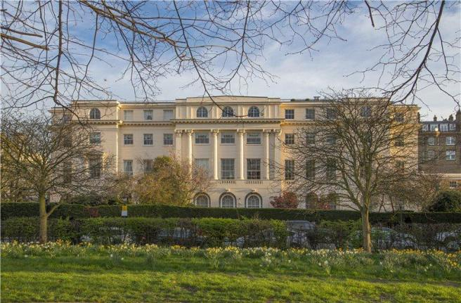 8 bedroom flat for sale in york terrace east regents park