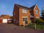 Detached property for sale in Deeping St Nicholas