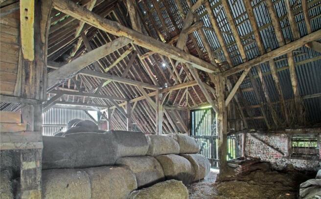 Interior Sussex Barn