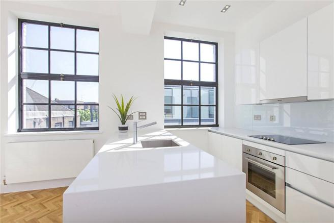 2 bedroom flat for sale in Old Town Hall Apartments, 19 Spa Road ...