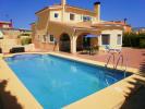 Detached house for sale in Gata de Gorgos, Alicante...