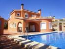 3 bedroom Detached house for sale in Gata de Gorgos, Alicante...