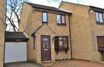 3 bed semi detached home for sale in Hamden Way...