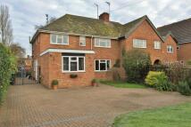 semi detached home for sale in Pierce Lane, Fulbourn...