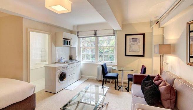 Studio Flat To Rent In Pelham Court 145 Fulham Road Chelsea London SW3 SW3