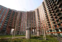 1 bed Flat to rent in New Providence Wharf...