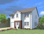 4 bedroom new development in Baxter Brae, Cleland, ML1