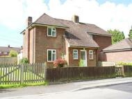 semi detached house in Elles Road, Bovington...