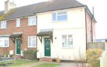 Terraced house in Andover Green, Bovington...
