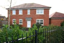 Detached home in Withy Close, Romsey, SO51