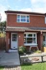 End of Terrace house to rent in Chaffinch Close, Totton