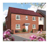 5 bed new home in 1 Catterick Road...