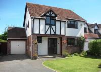 4 bed Detached house in 3 Bramley Close, Sandford