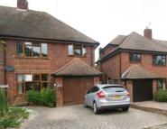 semi detached home in Langton Green