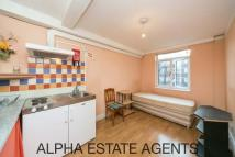 Studio flat in Kember Street,  London...