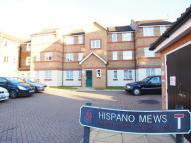 1 bed Flat to rent in Hispano Mews, Enfield...