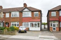 3 bed End of Terrace home in Lynmouth Avenue, Enfield...